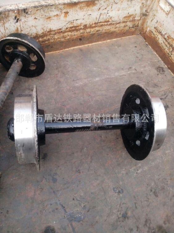 铸钢矿车轮 铸钢轨道轮 矿车轮对 实心矿车轮 加厚矿车轮 单轮