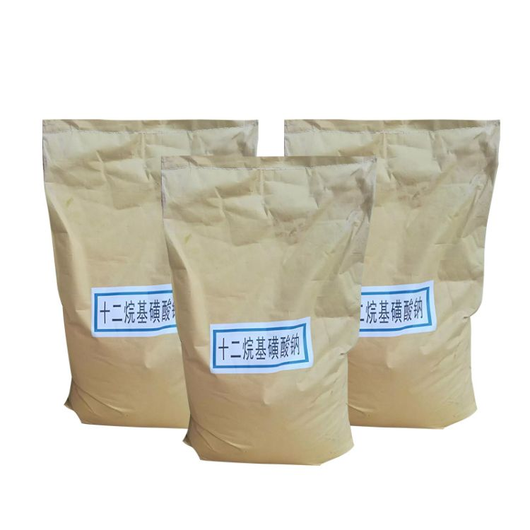 直销十二烷基磺酸钠 砂浆洗涤发泡表面活性剂 批发石油磺酸钠
