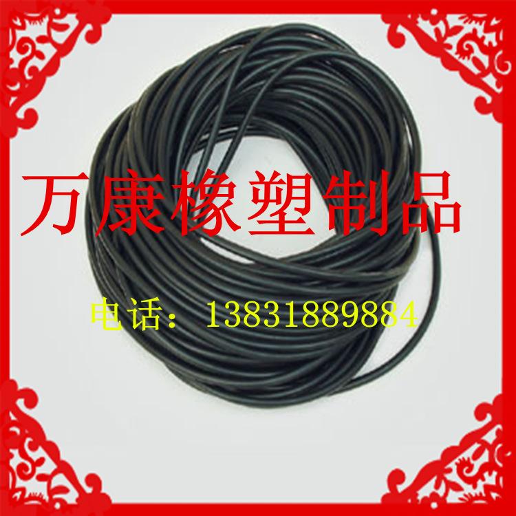 生产供应橡胶圈,橡胶条,橡胶垫圈, 橡胶异性条加工