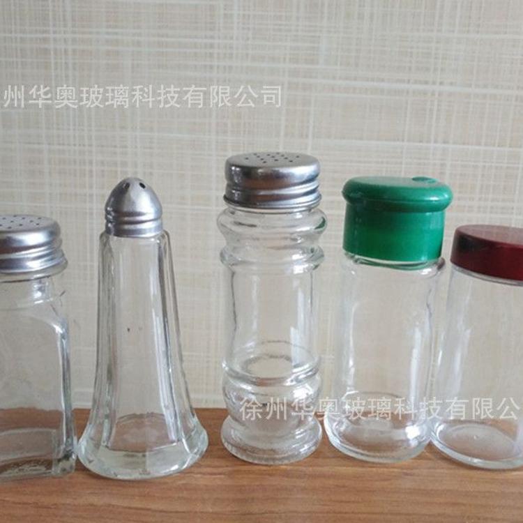 现货供应玻璃瓶 烧烤调味瓶 餐饮调料瓶款式多样 玻璃瓶 玻璃罐