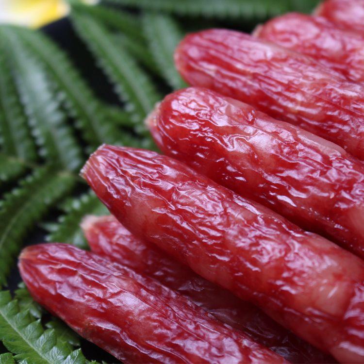 信昌皇 鲜肉肠 中山黄圃特产 广式香肠 广味腊肠 甜肠400g
