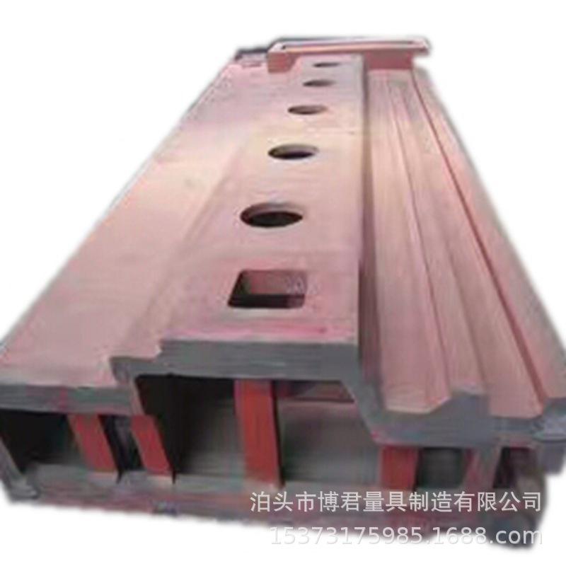订着各种铸铁床身  机械床身 消失模机床底座铸件 可来图定制
