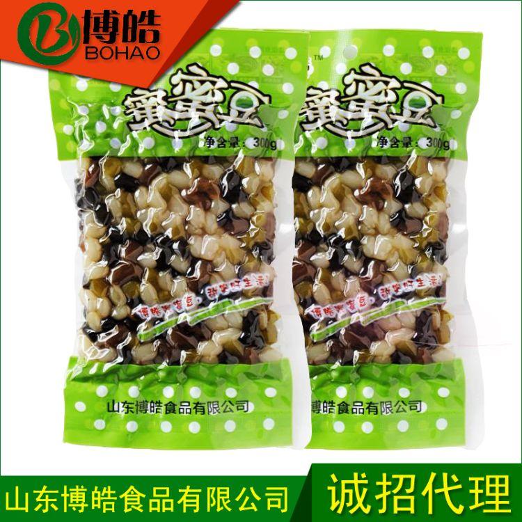 厂家直供 即食糖蜜豆 熟红小豆 糖纳豆烘焙原料