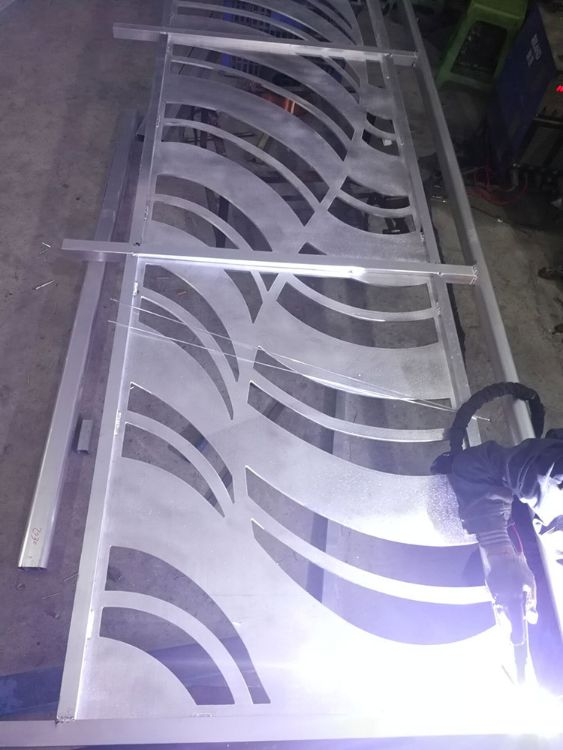 铝合金边框焊接件加工 氩弧焊加工 大型机架焊接 机械加工定制