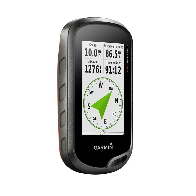 garmin佳明oregon 750手持gps导航仪定位仪户外导航电子罗盘气压