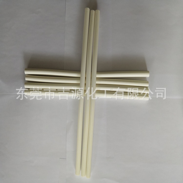 乳白高温胶棒 阻燃热熔胶 电子胶 热熔胶棒 热熔胶条