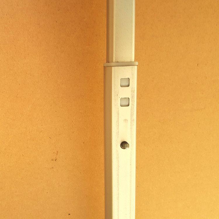 厂家直销生产拉杆箱拉杆河北拉杆锌合金拉杆 箱包配件拉杆
