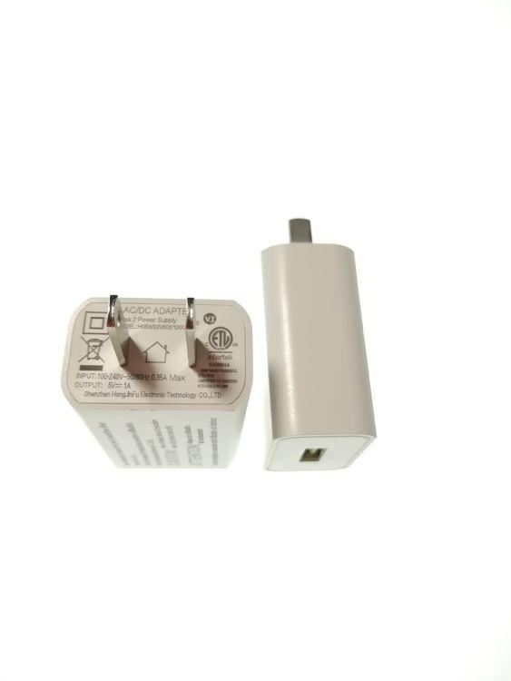 CCC认证充电器 5V1A 3C认证充电器5V2A  FCC认证  认证USB充电器