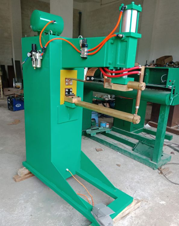 点焊机DN-50KW不锈钢气动点焊机碰焊机镀锌板点焊机悬挂式点焊机