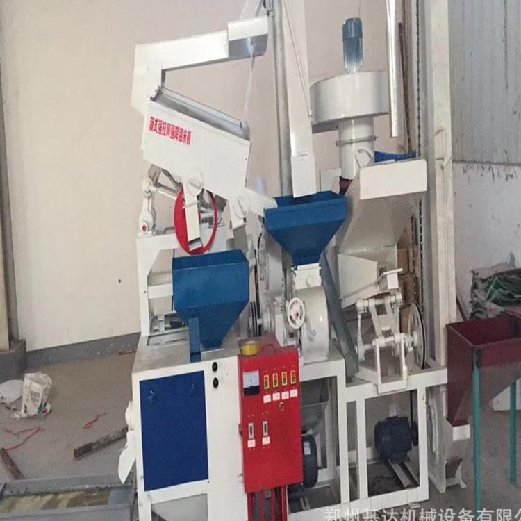 15吨粮食加工碾米机设备小米加工成套碾米机 大米加工成套碾米机
