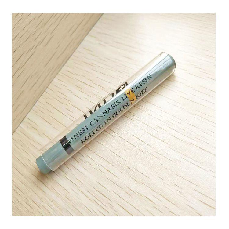 厂家直销 大量批发 PC管PC小口径高透明管 PC透明电子烟包装管