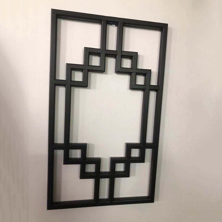 廠家直銷 仿古色門窗 門窗花格花窗 中式仿古門窗 杭州中譽