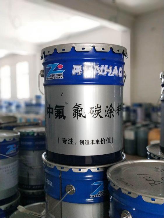 氟碳漆钢结构金属氟碳漆水性工业涂料钢结构防腐漆水性醇酸防锈漆
