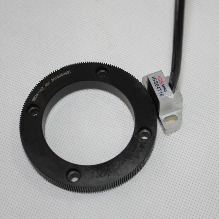 供应SECONA磁性编码器 同步电机专用编码器 电主轴磁感应式编码器