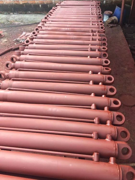 双耳搬运车液压油缸 液压泵手动液压泵厂家批发式 工程液压油缸