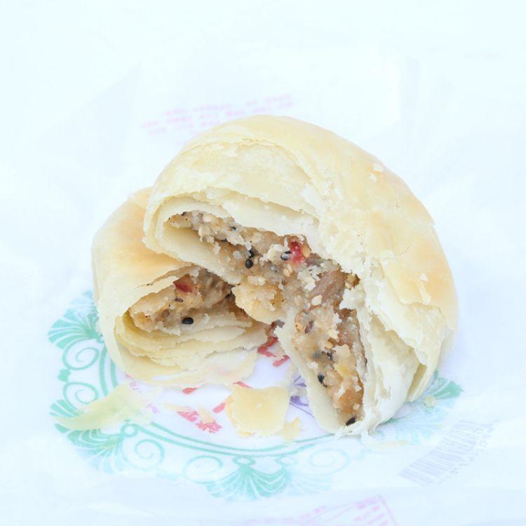 山东月饼加工厂家热卖五仁月饼 欢迎订购 即开即食新鲜五仁月饼