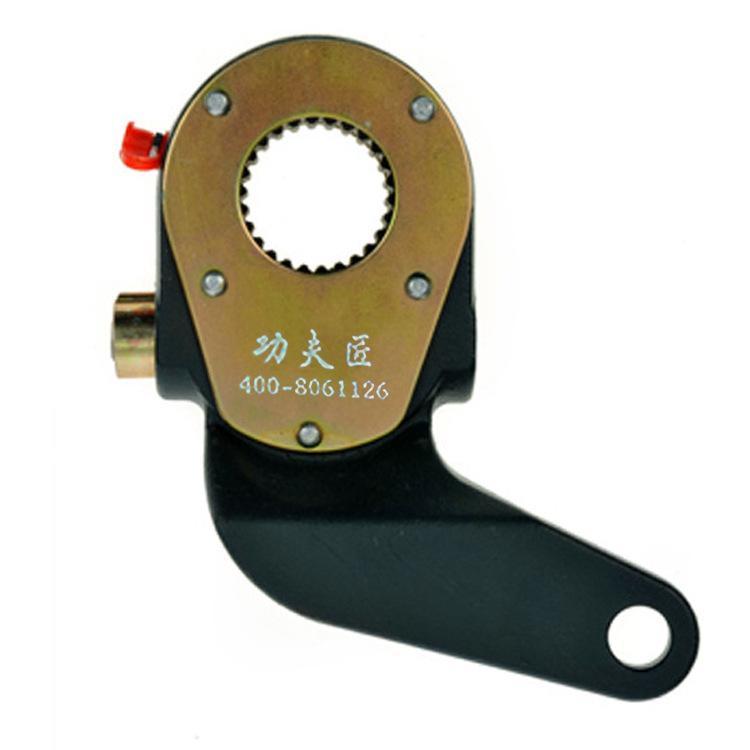 供应Benchi二桥锻打调整臂 汽车底盘件 重卡配件阻逆手动调整臂
