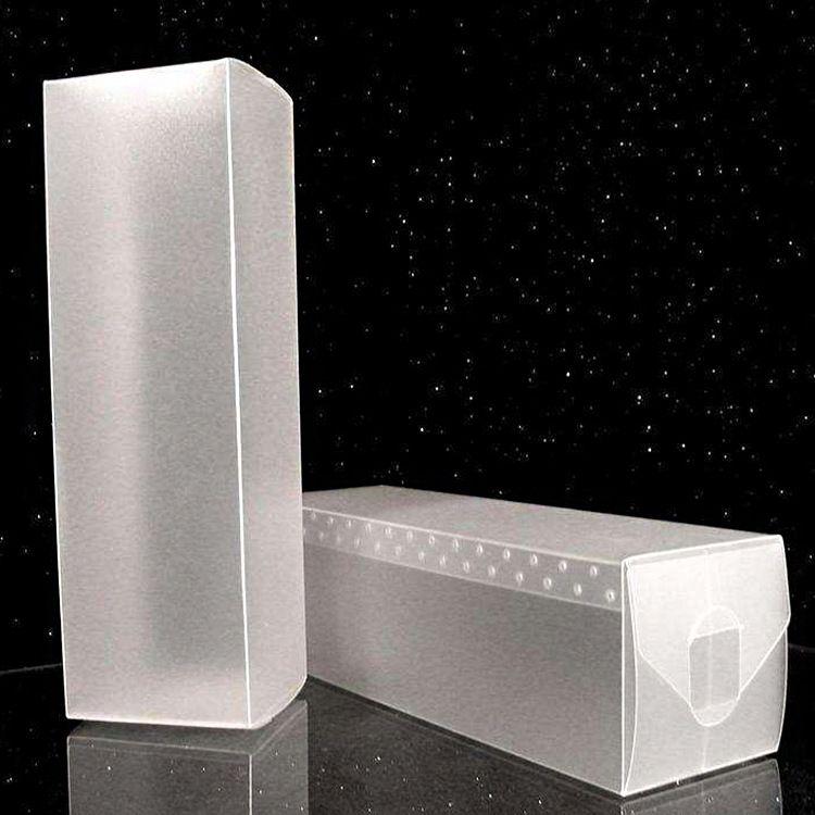 厂家专业定制彩印PVC包装盒 透明PCV塑料盒 吸塑折盒支持来样定做