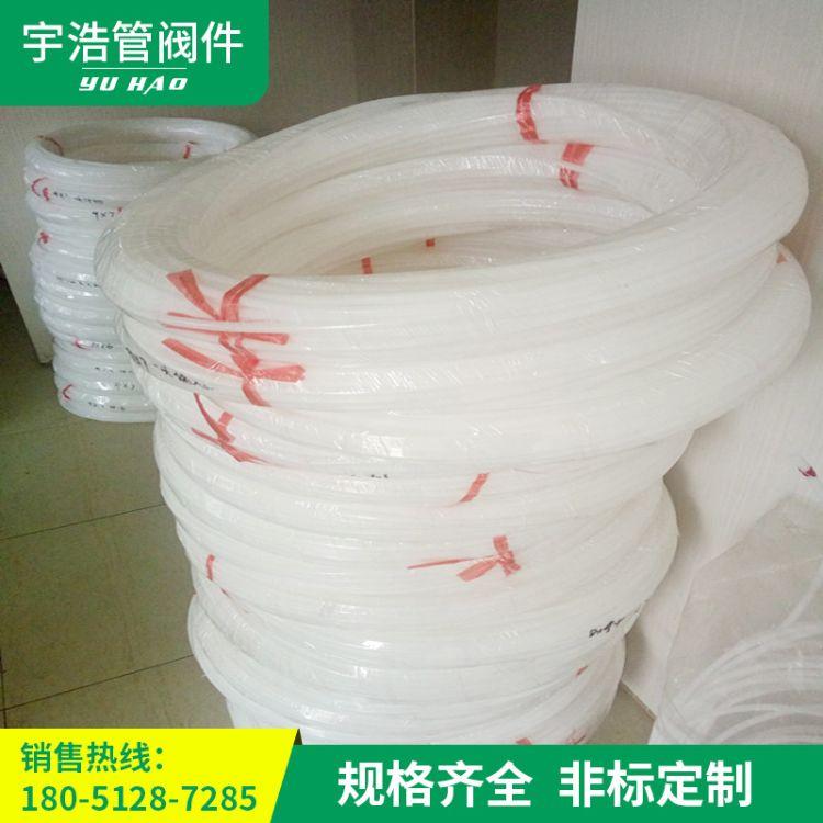 PTFE管 聚四氟乙烯管 四氟管厂家直销 耐强酸耐高温四氟管