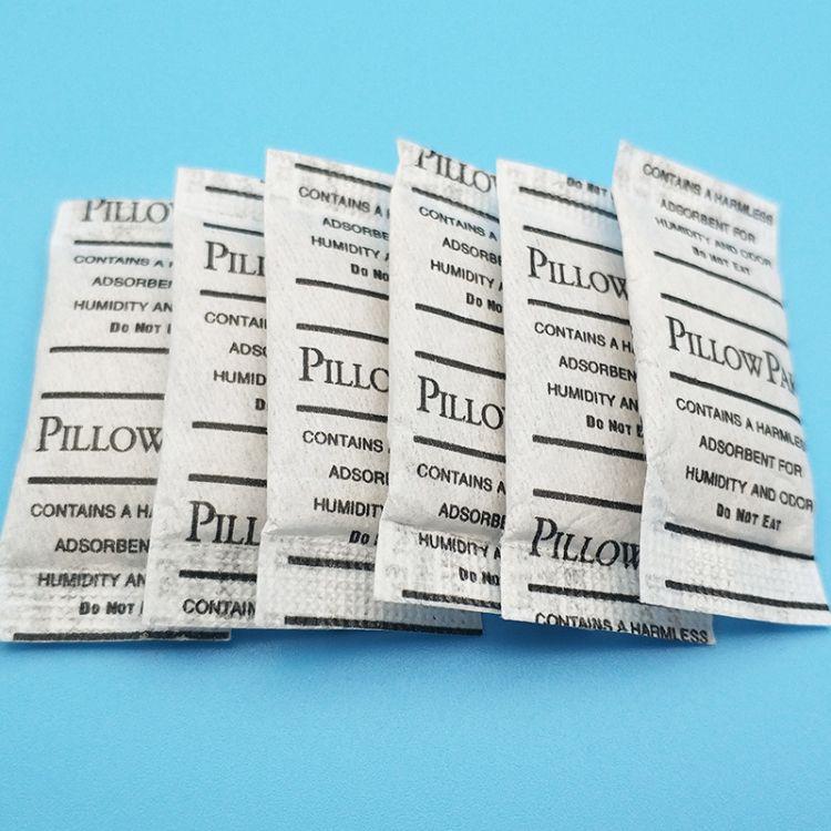 山东厂家食品干燥剂小包1.5g硅胶干燥剂防潮颗粒分子筛干燥剂现货