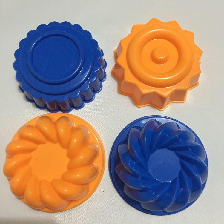 DIY益智玩具太空动力玩具沙模具新款厨房面包工具 过家家益智玩具