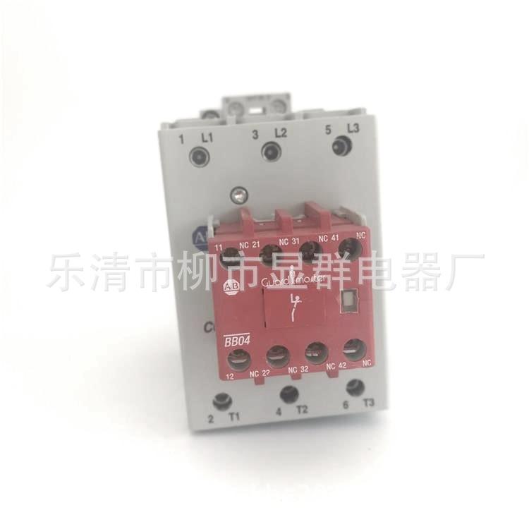 ABALLEN-BRADLEY安全直流接触器 100S-C60DJ14C  DC24V