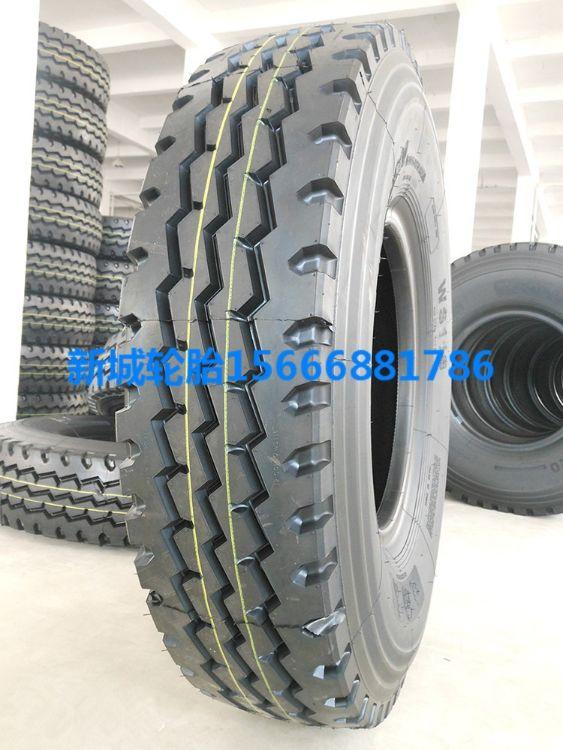 全新优盾315/80R22.5全钢丝卡车客车轮胎 真空轮胎 三线花纹