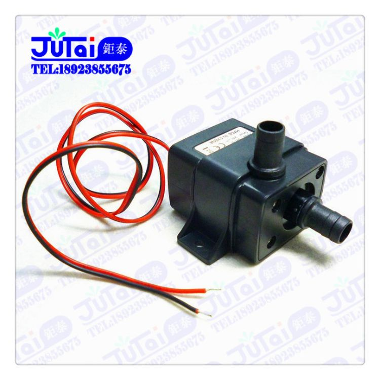 DC12V水泵微型水泵无刷直流潜水泵