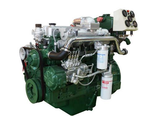 广西玉柴动力船用发动机总成主机YCD4Y22C-95(-110)