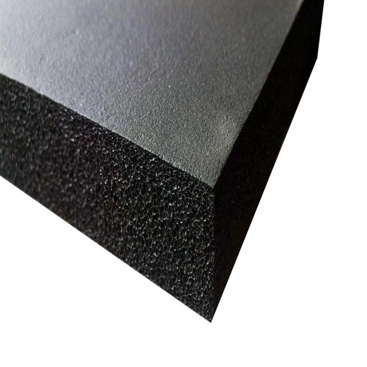 厂家批发难燃B1级橡塑海绵保温板 B2级橡塑保温板 规格型号齐全