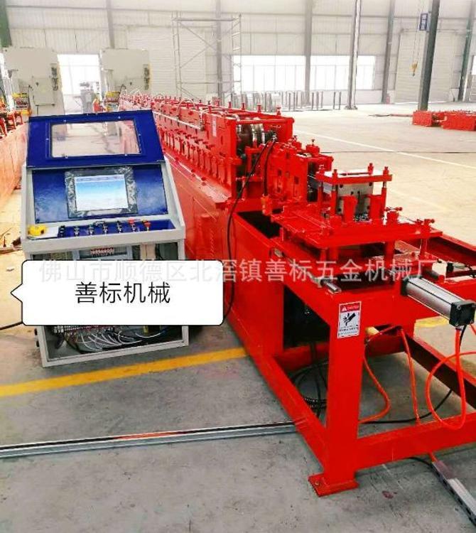 太阳能光伏支架 建筑抗震支架 光伏支架生产设备 光伏支架成型机