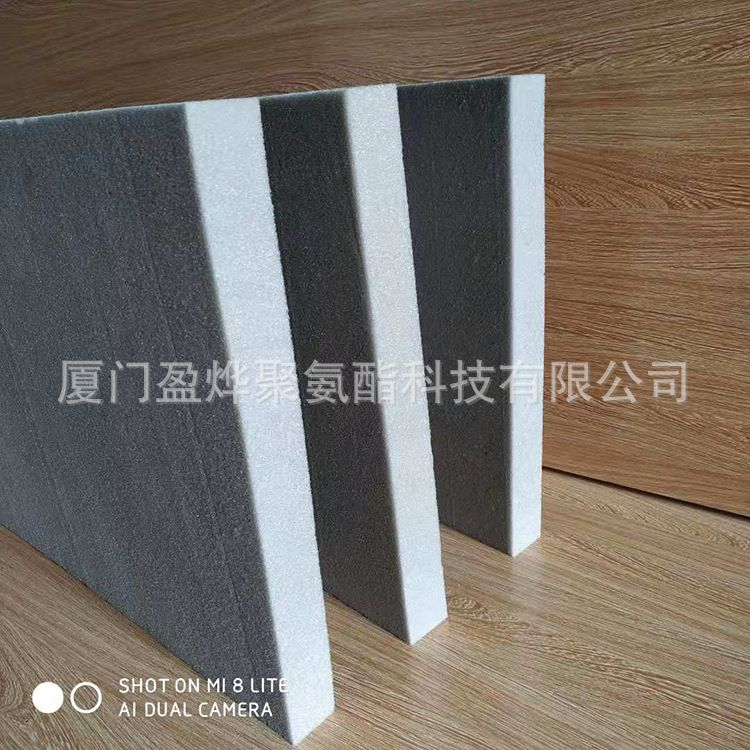 厂家直销聚氨酯板材 B1级发泡保温板复合板 高密度聚氨酯保温板