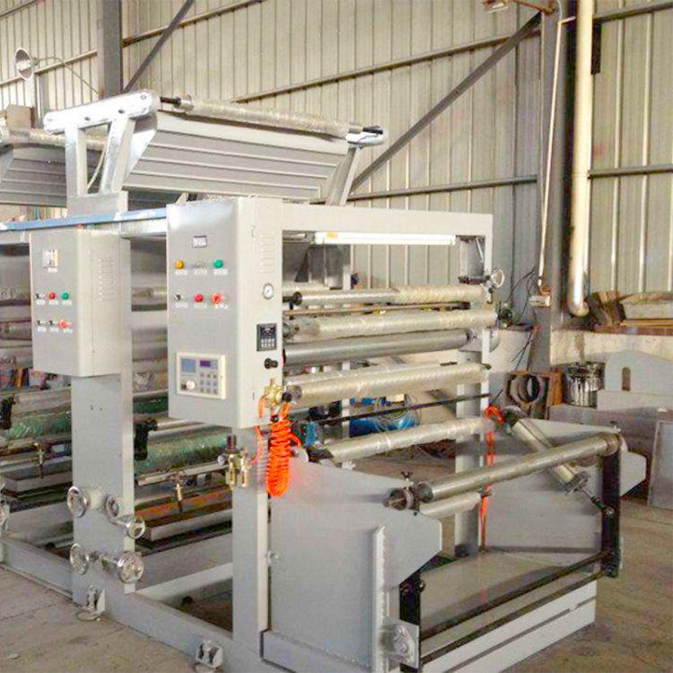 瑞安厂家薄膜凹版印刷机六色800mm宽 双工位 自动换卷凹版高速