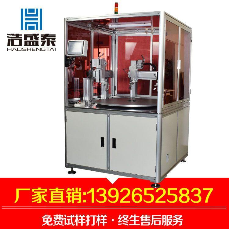 杭州视觉焊锡机 自动焊接机 全自动焊锡机 三轴焊锡机生产厂家