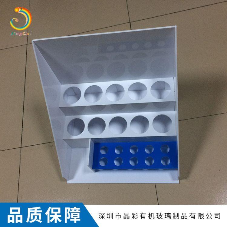 厂家生产亚克力滤芯展示架 净水器配件展示架 亚克力展示架定制
