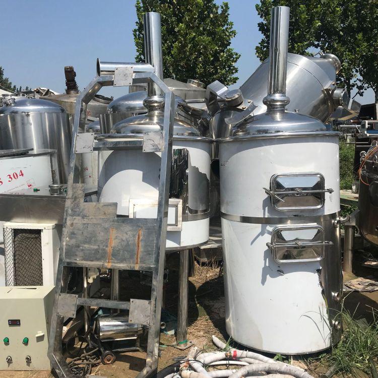 低价处理二手啤酒设备,二手自酿啤酒设备,400L精酿啤酒设备