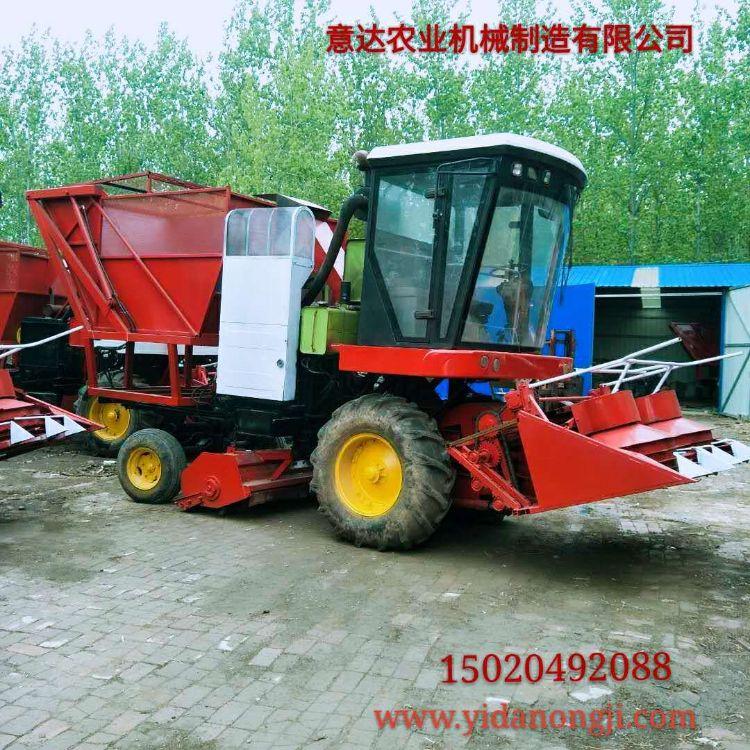 大型青储机青储牧草收割机 专业收割牧草收割机厂家