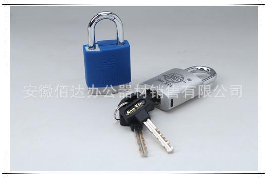 银行挂锁款箱挂锁卡封锁卡封管理锁柜员锁子母锁二级管理锁库房锁