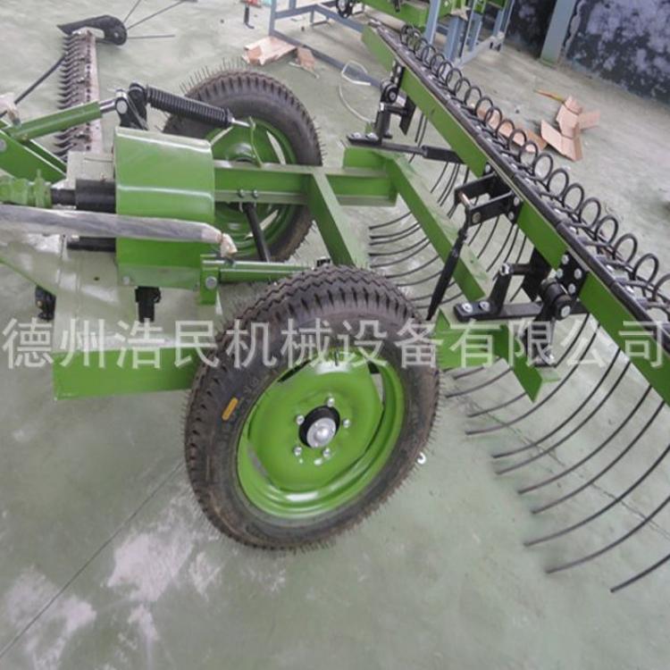 割搂一体机 拖拉机配套使用割草机搂草机一体机 割搂一体机