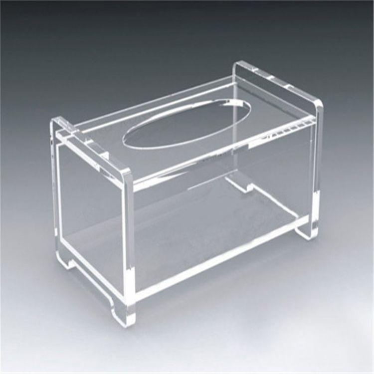 厂家直销亚克力透明盒子 亚克力展示架等加工亚克力制品