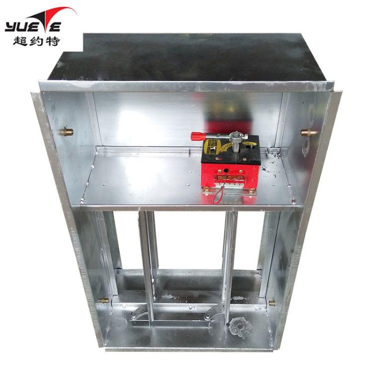 厂家直销镀锌板送风口 多叶送风口 正压送风口du  电动多叶送风口