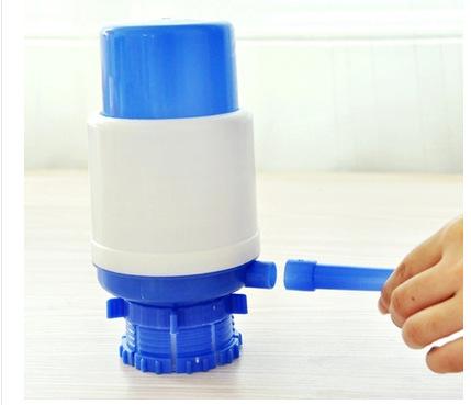 手压式饮水机矿泉水纯净水桶装水压水器抽水器泵吸水器