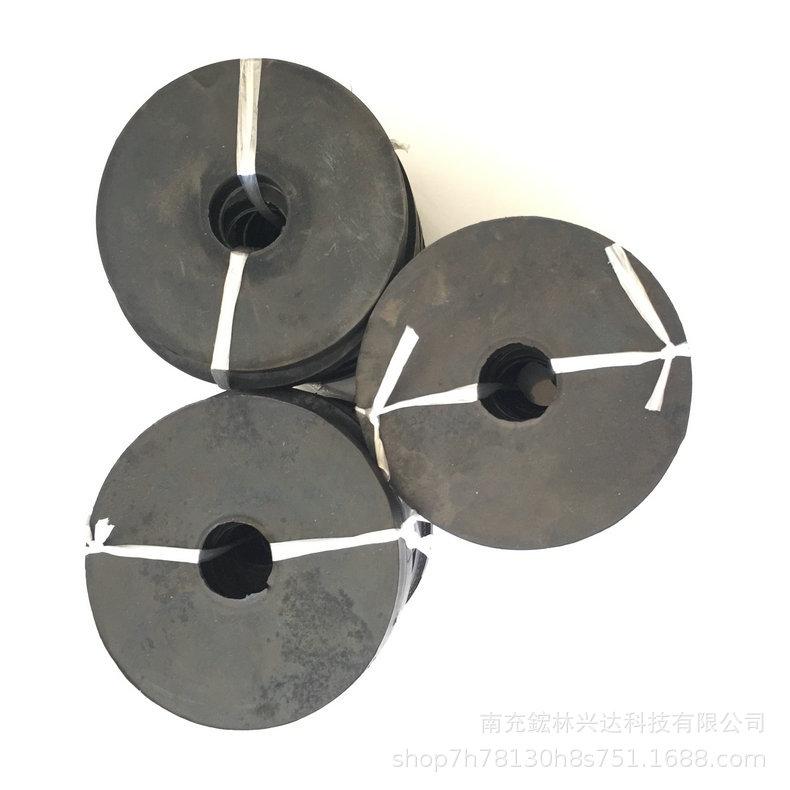 圆形橡胶减震套直径250-10寸减震圆形大套 减震垫减震弹簧