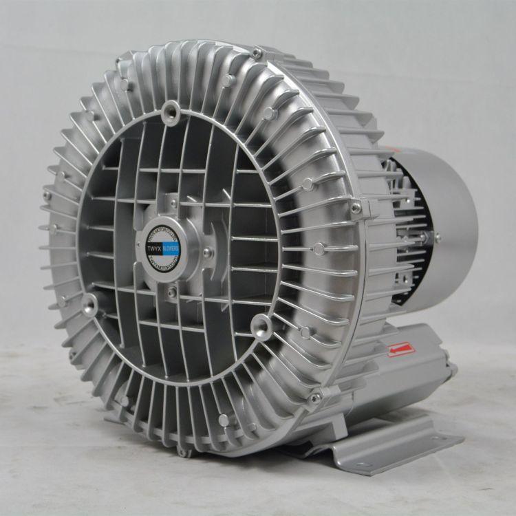 3KW高压风机 漩涡气泵 高压气泵 旋涡泵 鱼塘增氧曝气高压风机