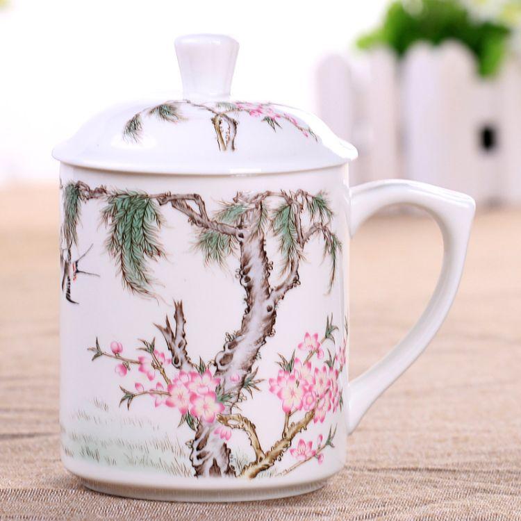 陶瓷马克杯定制logo 广告促销水杯 咖啡杯 创意礼品杯子批发