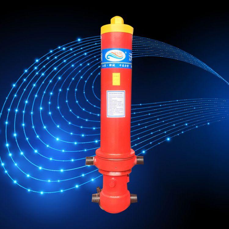 厂家大量供应自卸车液压油缸 翻斗子油缸 多级液压缸4TG195-5390
