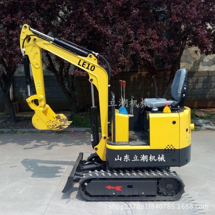 龙岩果园农用小型挖掘机 南宁果园迷你最小型挖掘机 小挖机报价