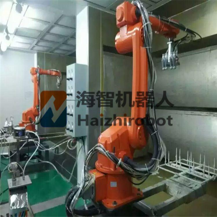 塑胶五金喷漆机器人 喷涂机械手 机器人手臂