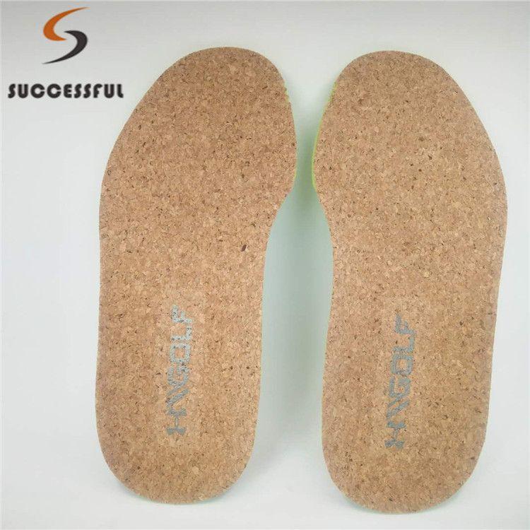 直销木浆复合EVA吸汗鞋垫热压 EVA泡沫防滑鞋垫