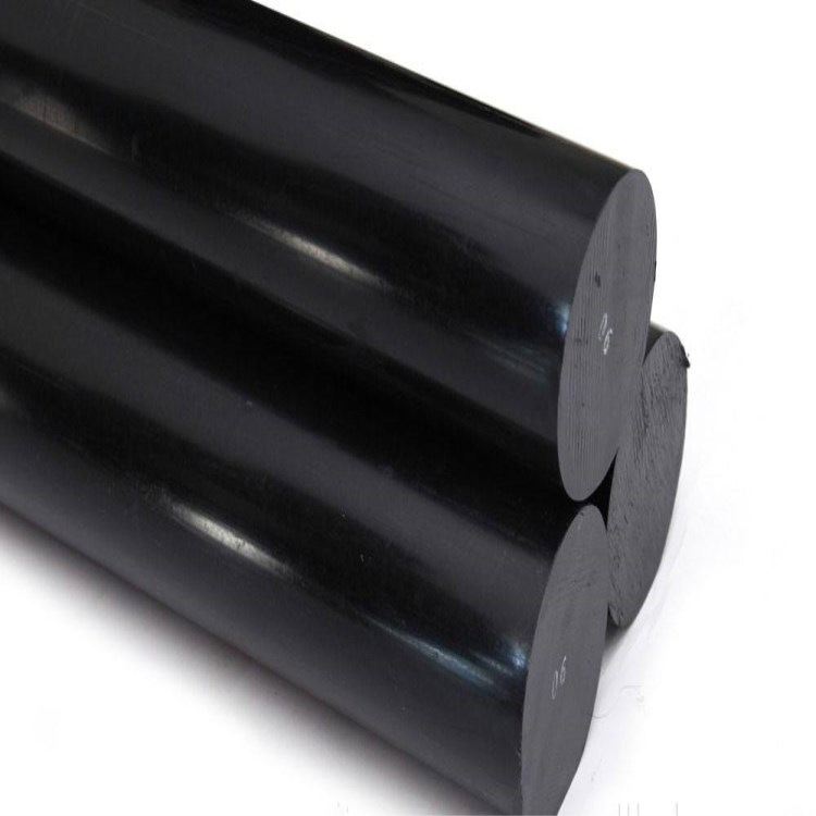 热销黑色尼龙棒 白色PA6棒 耐磨高韧性蓝色尼龙棒 优质彩色尼龙棒